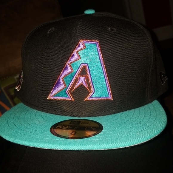 Arizona Diamondbacks Fitted Hat 37b94b341c3